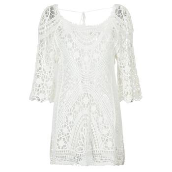 Abbigliamento Donna Abiti corti Banana Moon MAGBY DREAMLAND Bianco