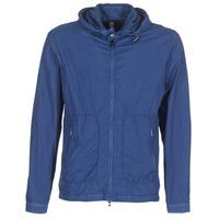 Abbigliamento Uomo giacca a vento Serge Blanco MONTREAL Blu