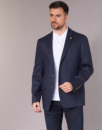 Abbigliamento Uomo Giacche / Blazer Serge Blanco SUTTON Marine