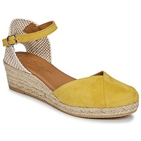 Scarpe Donna Sandali Betty London INONO Giallo
