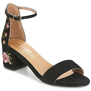 Scarpe Donna Sandali Betty London INNUMUTU Nero