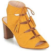 Scarpe Donna Sandali Betty London EVENE Giallo