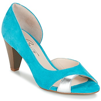 Scarpe Donna Sandali Betty London IMIMI Blu