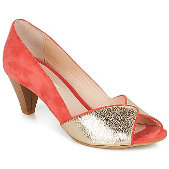 Scarpe Donna Décolleté Betty London ESQUIBE Corail