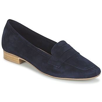Scarpe Donna Mocassini Betty London INKABO Blu