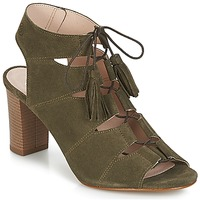 Scarpe Donna Sandali Betty London INILI Verde