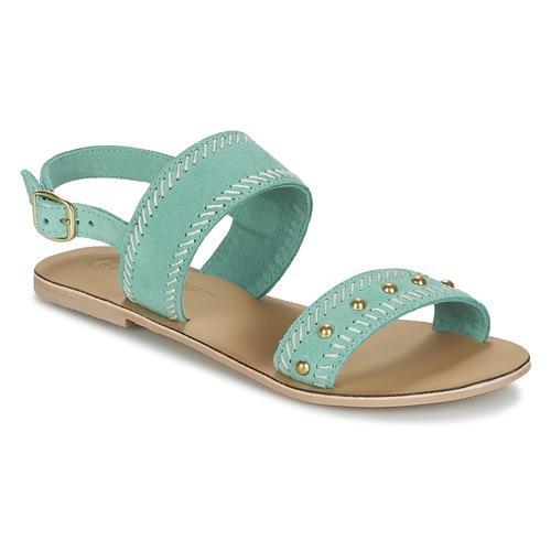 Betty London IKARI Blu  Scarpe Sandali Donna 28