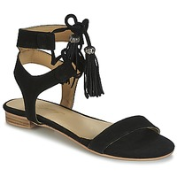 Scarpe Donna Sandali Betty London IKARA Nero