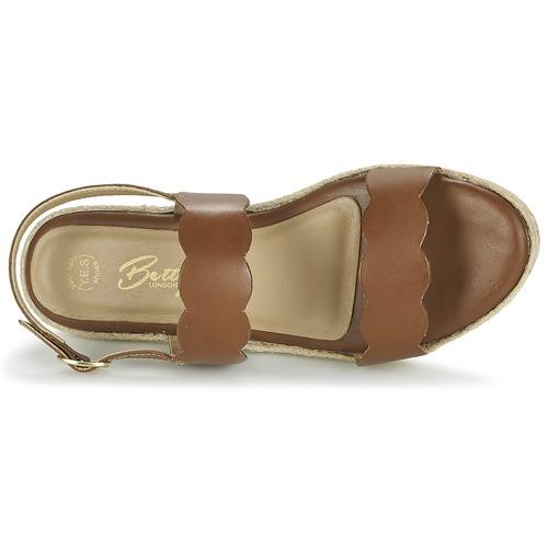 Scarpe Betty Donna Marrone London Consegna Ikaro Gratuita Sandali 2750 PXZOiku