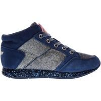 Scarpe Bambino Sneakers alte Lelli Kelly scarpe bambina sneakers alte LK6522  BLU CONIGLIETTO Blu