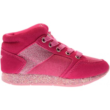 Scarpe Bambino Sneakers alte Lelli Kelly scarpe bambina sneakers alte LK6522 FUCSIA CONIGLIETTO Fucsia