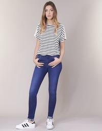 Abbigliamento Donna Jeans skynny Pepe jeans REGENT Blu