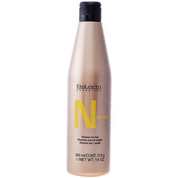 Bellezza Shampoo Salerm Nutrient Shampoo Vitamins For Hair  500 ml