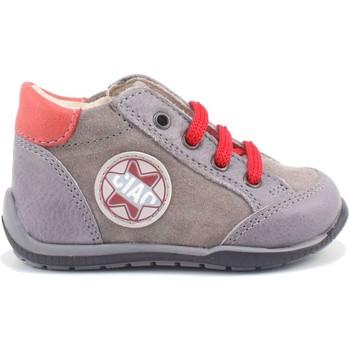 Scarpe Bambino Sneakers alte Ciao Treks 3 - 31505.18 Grigio