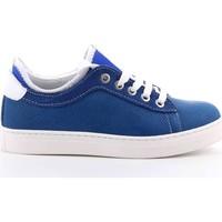 Scarpe Bambino Sneakers basse Melania 285 - ME6148F7E.C Scarpa Allacciata Bambino Azzurro Azzurro