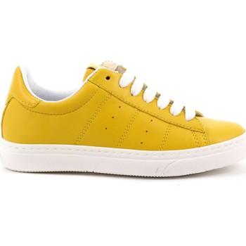 Scarpe Bambino Sneakers basse Ciao Bimbi 73 - 4650.10 Scarpa Allacciata Bambino Giallo Giallo