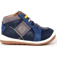 Scarpe Bambino Sneakers alte Garvalin 15 - 161326 Blu