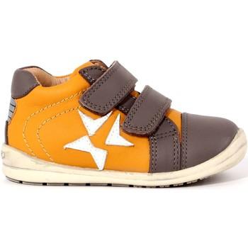 Scarpe Bambino Sneakers basse Garvalin 3 - 151332 Grigio/giallo