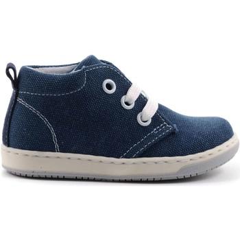 Scarpe Bambino Sneakers alte Balocchi 127 - 474258 Jeans