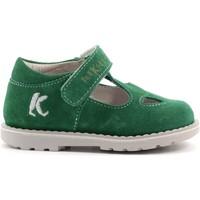 Scarpe Bambino Sandali Treksbilino 95 - 31018.41 Occhi Di Bue Bambino Verde Verde
