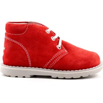 Scarpe Bambino Stivaletti Treksbilino 98 - 31019.08 Polacchino Bambino Rosso Rosso