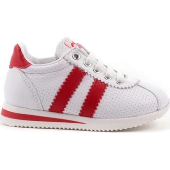Scarpe Bambino Sneakers basse Ciao Bimbi 84 - 2638.36 Scarpa Allacciata Bambino Bianco Bianco