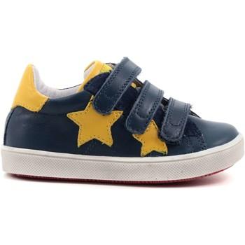 Scarpe Bambino Sneakers basse Ciao Bimbi 79 - 2635.03 Scarpa Strappi Bambino Blu Blu