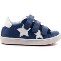 Scarpe Bambino Sneakers basse Ciao Bimbi 81 - 2635.05 Scarpa Strappi Bambino Blu Blu