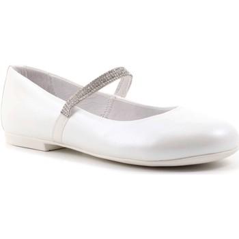 Scarpe Bambina Ballerine Mazzarino 3 - 30022K-1 Bianco