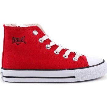 Scarpe Bambino Sneakers alte Everlast 3 - EV205 Rosso