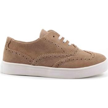 Scarpe Bambino Sneakers basse Asso 177 - 52636B Francesina Bambino Beige Beige