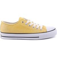 Scarpe Bambina Sneakers basse Everlast 72 - EV-245 Giallo