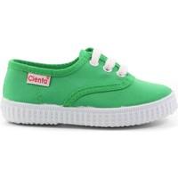 Scarpe Bambino Sneakers basse Cienta 24 - 52000 Verde