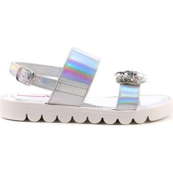 Scarpe Bambina Sandali Bionatura 11 - AMBRA XMO Sandalo Bambina Bianco Bianco