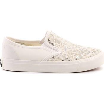 Scarpe Bambina Slip on Miss Sixty 5 - AMS125 100KS Bianco