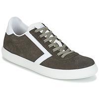 Scarpe Uomo Sneakers basse Yurban RETIPUS Grigio / Kaki