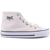 Scarpe Bambino Sneakers alte Everlast 2 - EV205 Bianco