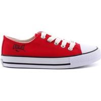Scarpe Bambino Sneakers basse Everlast 7 - EV202 Rosso