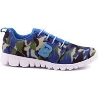 Scarpe Bambino Sneakers basse Blaike 12 - BS180003S Scarpa Allacciata Bambino Camuflage Camuflage