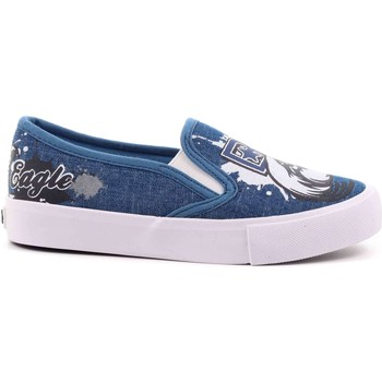 Scarpe Bambino Slip on Blaike 15 - BV020006T Jeans
