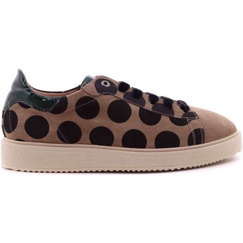 Scarpe Bambina Sneakers basse Andrea Morelli 18 - IB54855A Scarpa Allacciata Bambina Beige Beige