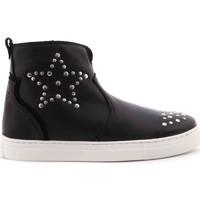 Scarpe Bambina Sneakers alte Holalà 26 - HS060005L Stivaletto Bambina Nero Nero