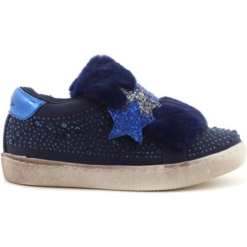 Scarpe Bambina Slip on Lulu 150 - LS150034S Blu