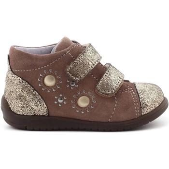 Scarpe Bambina Sneakers alte Balocchi 173 - 971001 Platino