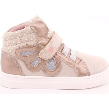 Scarpe Bambina Sneakers alte Garvalin 38 - 171433 Beige