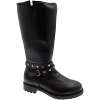 Scarpe Donna Stivali Loren C3748 stivale boot nero ortopedico predisposto plantare nero