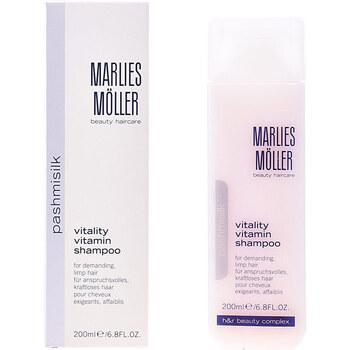 Bellezza Shampoo Marlies Möller Pashmisilk Exquisite Vitamin Shampoo  200 ml