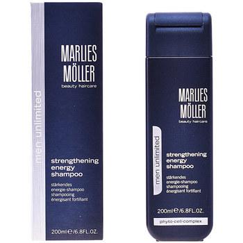 Bellezza Uomo Shampoo Marlies Möller Men Unlimited Strengthening Shampoo  200 ml