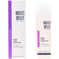 Bellezza Shampoo Marlies Möller Strength Daily Mild Shampoo  200 ml