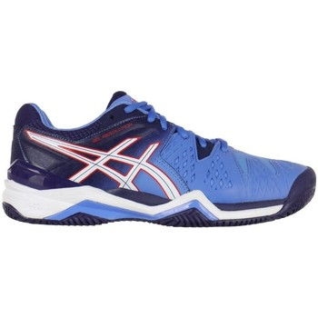 Scarpe Donna Tennis Asics Gel Resolution 6 Azzuro